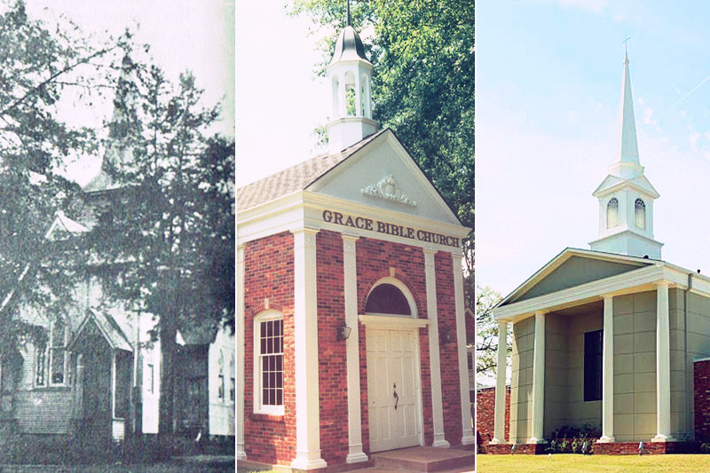 History of Grace Bible Church
